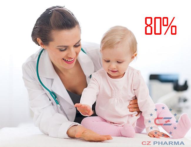 80% trẻ bị nứt kẽ hậu môn trong những năm đầu đời