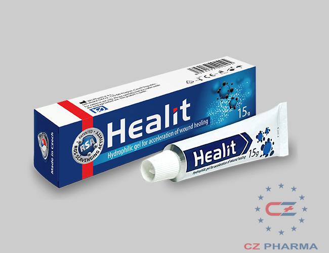 Sử dụng gel bôi healit là một cách làm vết thương mau lành