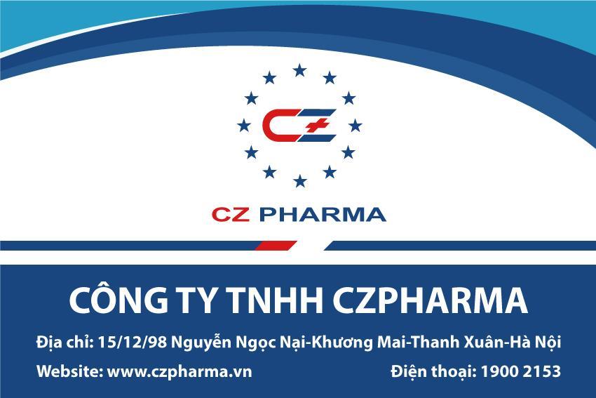 CZ PHARMA - Khởi nguồn phát minh, tinh hoa chất lượng