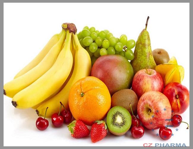 Trong hoa quả có rất nhiều vitamin cần thiết cho người bị bỏng